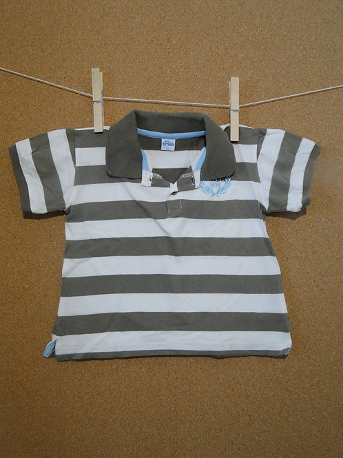 T-Shirt Smile : Taille 92cm