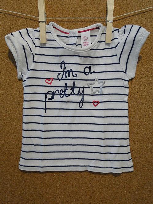 T-shirt Baby Club T.86