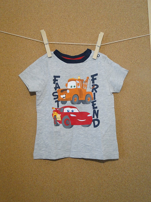 T-Shirt Cars by C&A : Taille 92cm