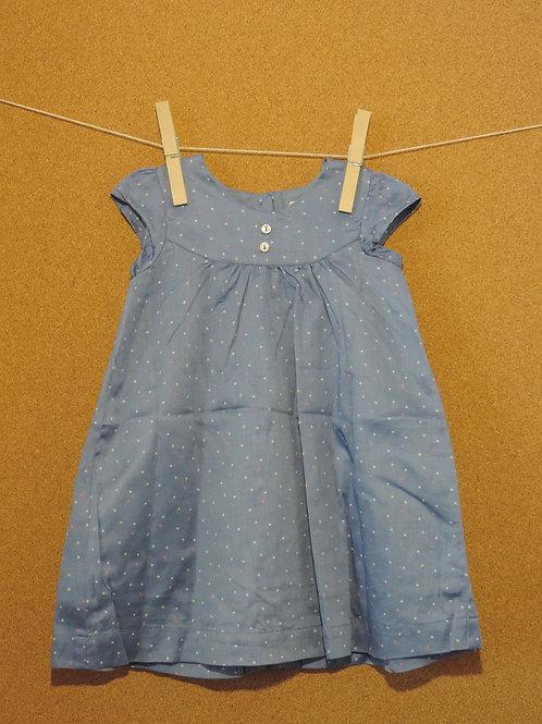 Robe Mon Coeur : Taille 80cm
