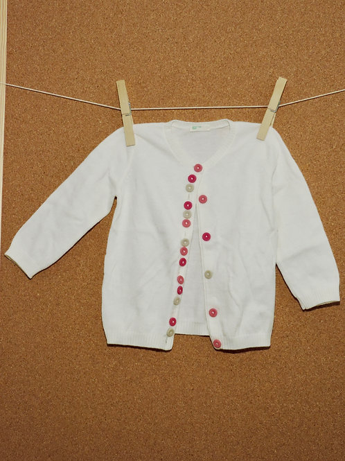 Jaquette Benetton Baby : Taille 74cm