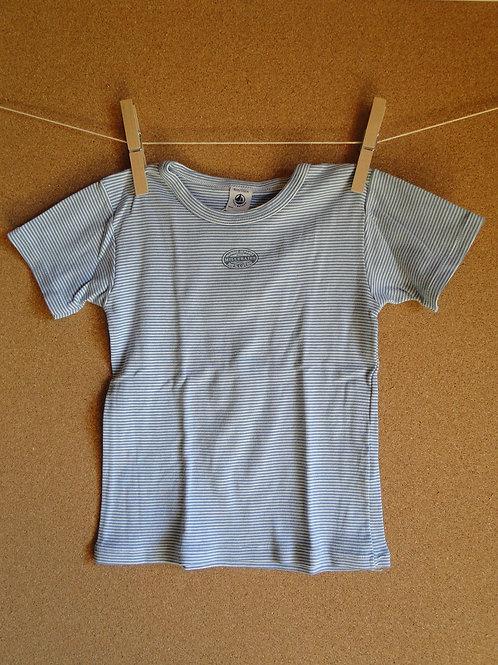 T-shirt Petit Bateau T. 8 ans