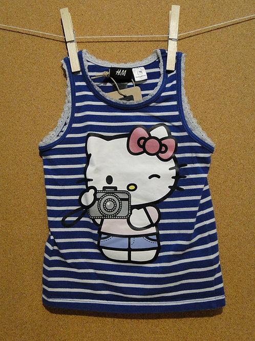 T-shirt HelloKitty H&M T.104