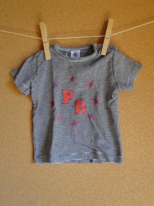 T-shirt Petit Bateau 18m