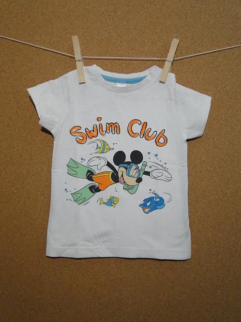 T-Shirt Disney C&A : Taille 92cm