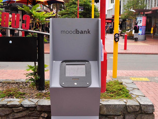 MOODBANK, ATM in the City