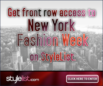 AOL - StyleList Fashion Week