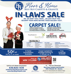 BBCG's In-Laws Sale Tribune ad