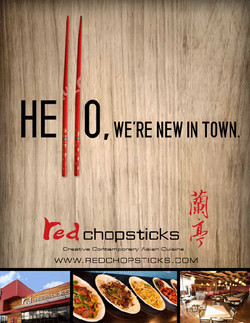 Red Chopsticks - ad #9