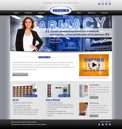 Yuyama Website