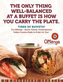 OMango Ad Campaign