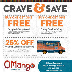 OMango FSI Coupons