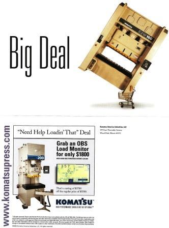 Komatsu - BIG deal -dmail lo-res