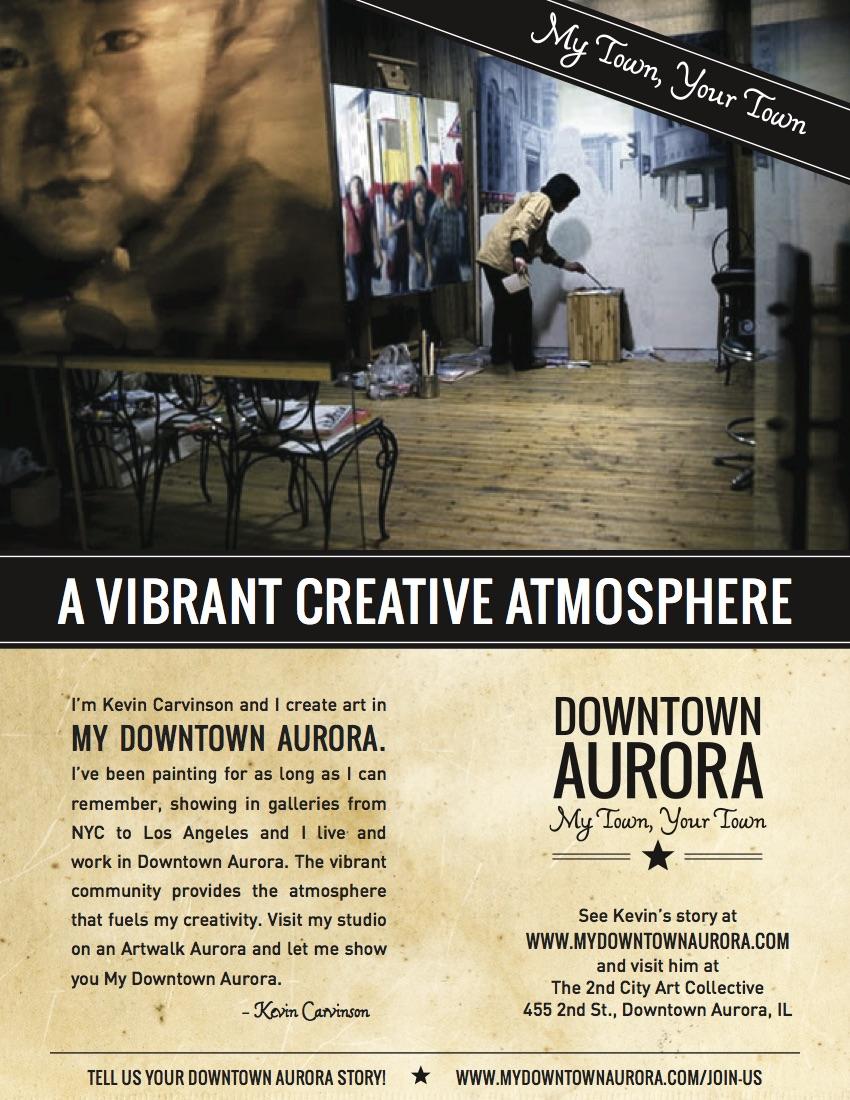 Aurora Downtown Ad Campaign
