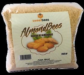 Harina de almendras AlmondBees 250 gramos