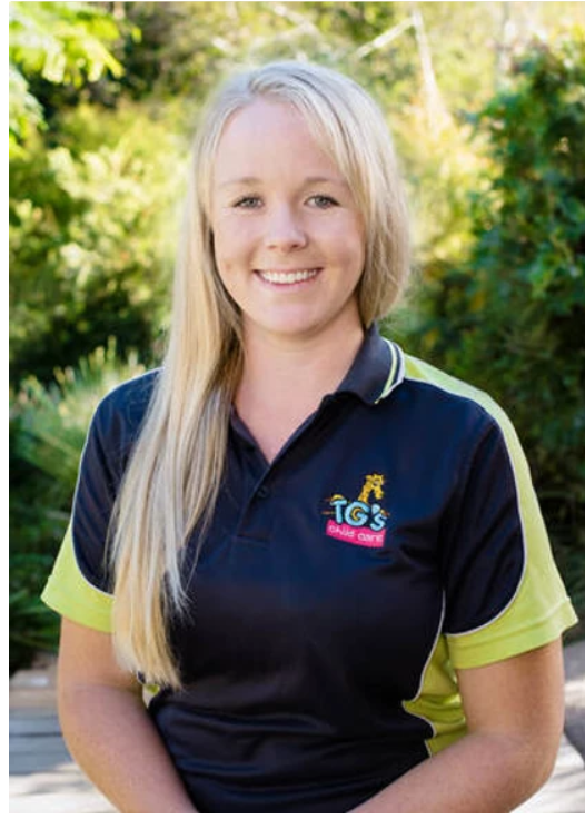 Brilliant Online features Laura Mowle who is the Area Manager for TG´s Child Care Wauchope