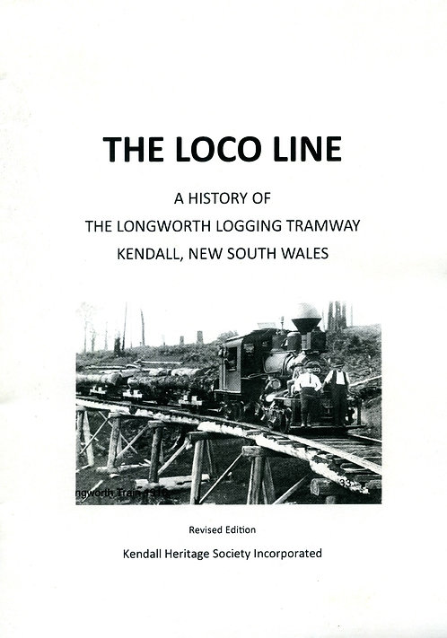 The Loco Line by Elaine van Kempen | The Camden Haven Historical Museum