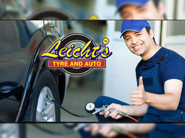 Leicht's Tyre & Auto, They Don't Take Your Safety Lightly