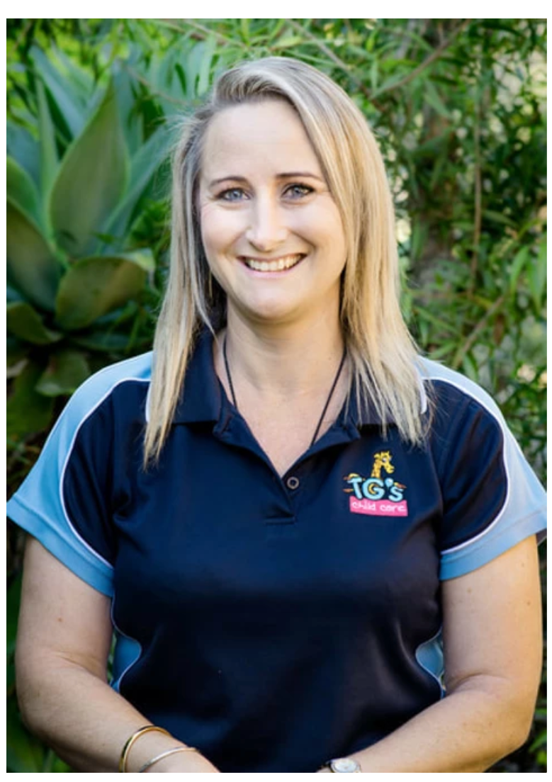 Brilliant Online features Linda Hutchison who is the Centre Manager for TG's Child Care Wauchope on High St.