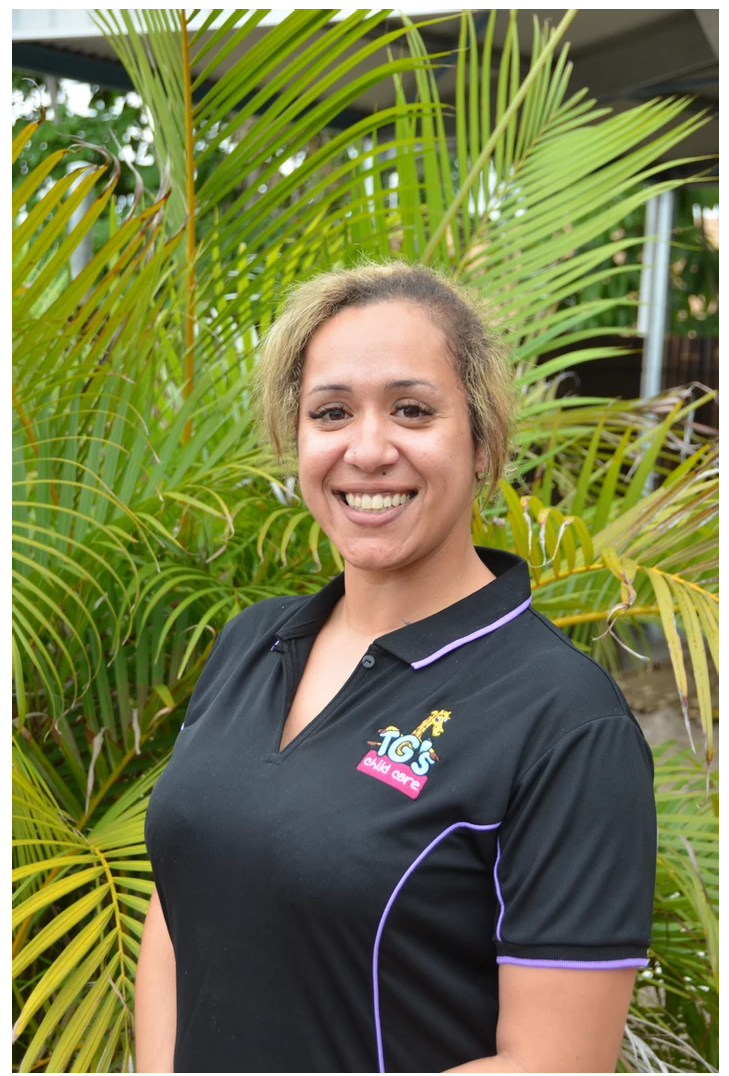 Brilliant Online features Alicia Moody who is the Centre Manager for TG's Child Care at Urangan