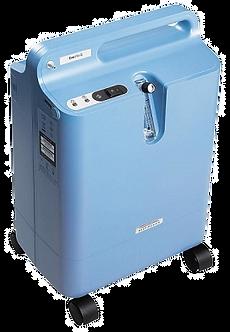 Concentrador de Oxígeno Al mejor precio $100 por día