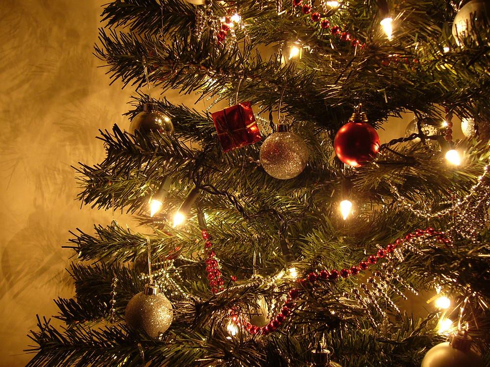 SoHo Trees Christmas Tree Ornaments