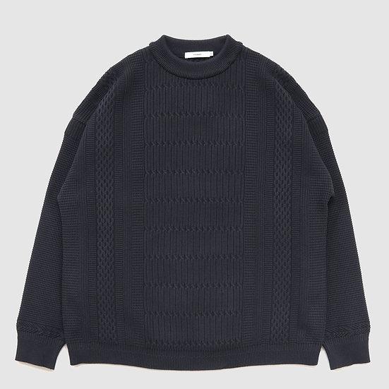 YASHIKI Tsurara Knit(Black)