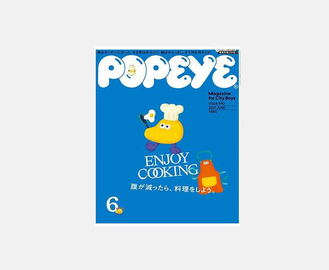 POPEYE  Issue 890
