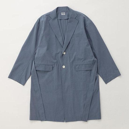 IKIJI Cotton Coat (Light Blue)