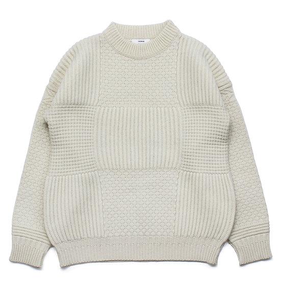 YASHIKI Noragi knit(White)