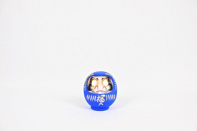 Daruma 12cm (Blue)