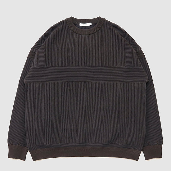 YASHIKI Ginrei Knit(Brown)