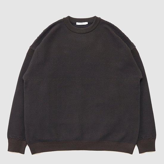 YASHIKI Ginrei Knit(Brown)