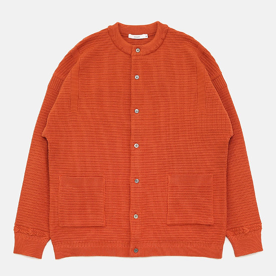 YASHIKI Komogake Cardigan(Orange)
