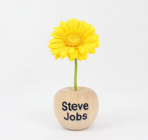 "SEE SEE flower vase ""Steave jobs"""