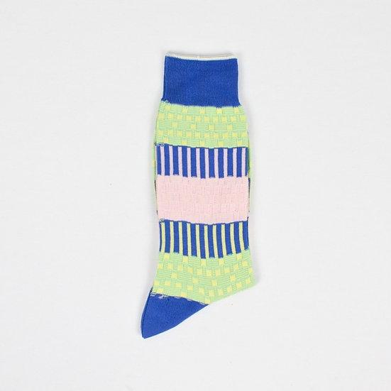 Ayamé Plant socks(Blue)