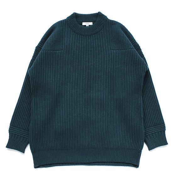 YASHIKI shimobashira knit(Green)