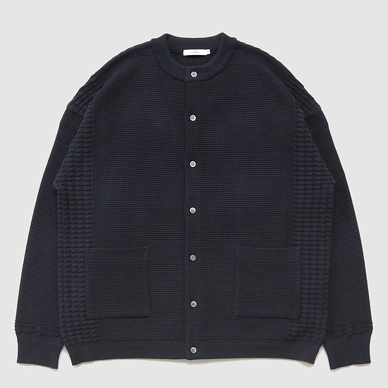 YASHIKI Hyomon Cardigan(Black)