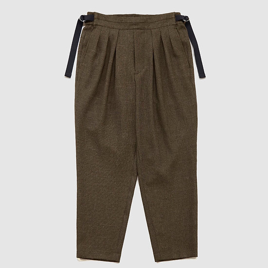 SAYATOMO Hakama Pants(Brown)