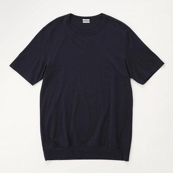 IKIJI SUVIN T Shirts (Navy)