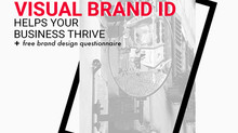 How Your Brand ID Helps Your Business Thrive (+ A Free Questionnaire to Begin Visual Branding Proces