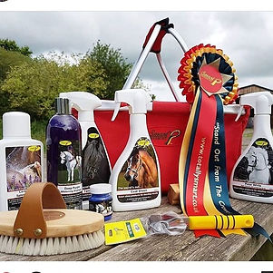 With showing season just around the corner make sure you stock up on all your grooming essentials fr