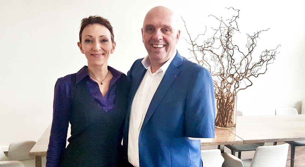 PDC VLL Pic Isabelle Layer & Philippe Cr