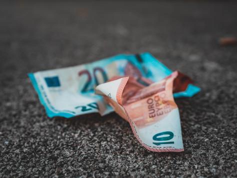 Het financiële bij het organiseren