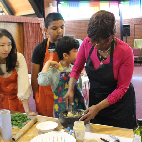 CooksForce half-term cooking classes