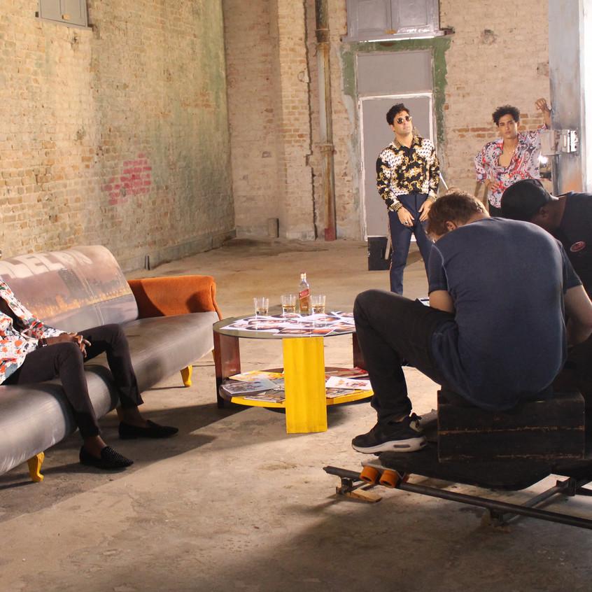 music video Nube Roja Cimafunk
