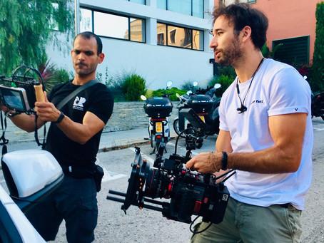 BCN film shoot