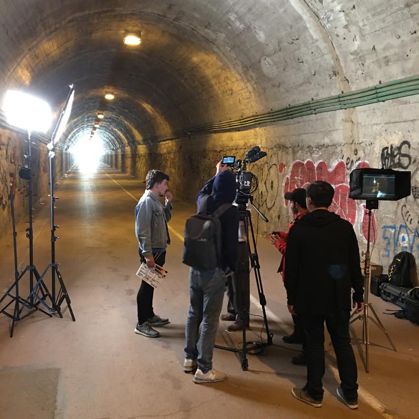 film production Madrid