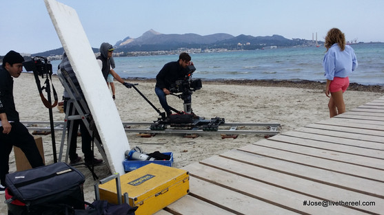 Live The Reel is a video production service company in Mallorca, Madrid and Cuba.