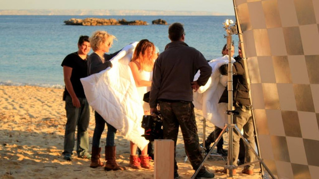 Live The Reel is a video production company based in Mallorca, Madrid and Havana.